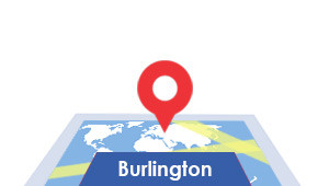 Windshield-RepairBurlington-map